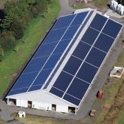Hier wird ein teilautonomer Bauernhof mit erhöhter Selbstversorgung untersucht.